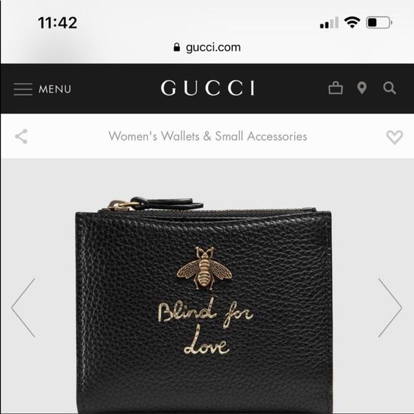 1bd5aa660425 Gucci Bags | Wallet | Poshmark